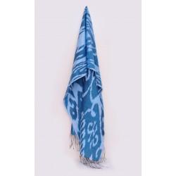 Шелковый шарф Шерин Икат