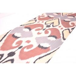 Ткань бежевая коричневая