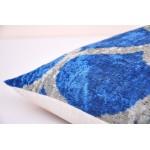 Наволочка для подушки из натурального бархата