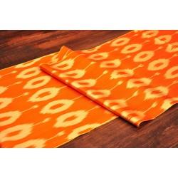 Оранжевый шелк