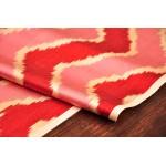 Ткань розово-малиновые полоски