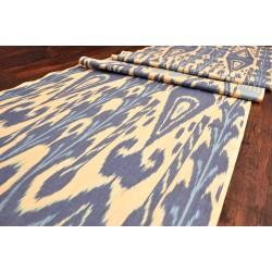 Голубой цвет ткани