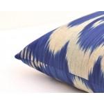 Темно синяя подушка для дивана 50смх50см