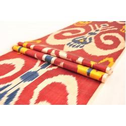 Ткань для платья Икат
