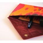 Женский клатч конверт