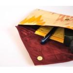 Клатч конверт из восточного иката