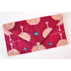 Клатч-конверт из Бархатного Адраса