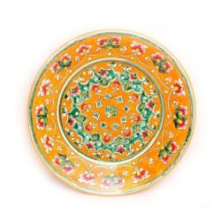 Красивая керамика ручной работы, 27 см