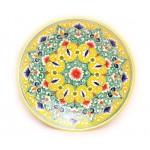 Тарелка востока керамика, 26 см