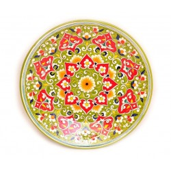 Тарелка из керамики, 26 см
