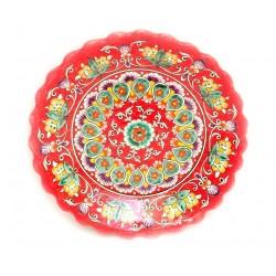 Тарелка керамика, 26 см