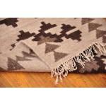 Двусторонний килим ковер, 100 см х 60 см