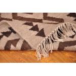 Шерстяная дорожка килим, 100 см х 60 см