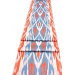 Узбекская ткань из хлопка