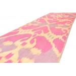 Розово-бежевая ткань