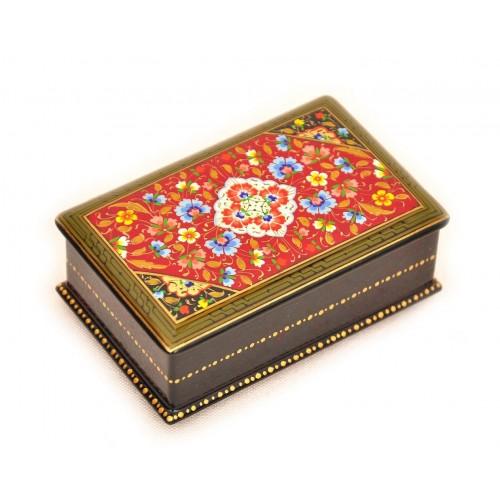 Азиатская шкатулка в восточном стиле