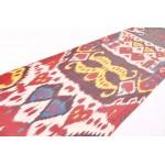 Ткань восточная с турецким орнаментом
