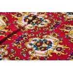 Бархатная ткань цветная