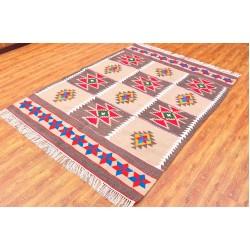 Восточный килим-ковер ,  220 см х 152 см