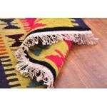 Шерстяной килим, 200 см х105 см