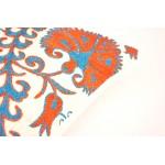 Наволочка с ручной вышивкой Сузани