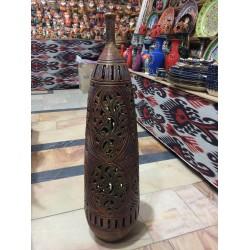 Винтажный керамический кувшин. длина 115 см