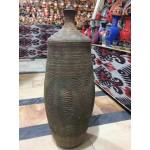 Большой кувшин керамический, длина 95 см