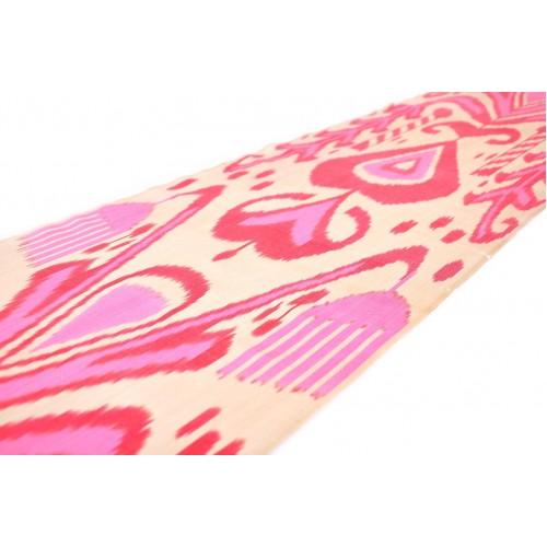 Ткань адрас узбекская