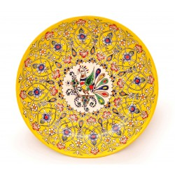 Круглая тарелка, 25 см