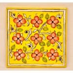Подставка под стакан из керамики
