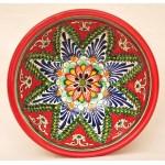 Узбекская коса из керамики