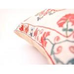 """Чехол с ручной вышивкой """"сюзане"""" для декоративной подушки"""