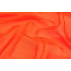Оранжевая ткань эксельсиор