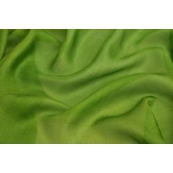 Светло зелёная ткань эксельсиор