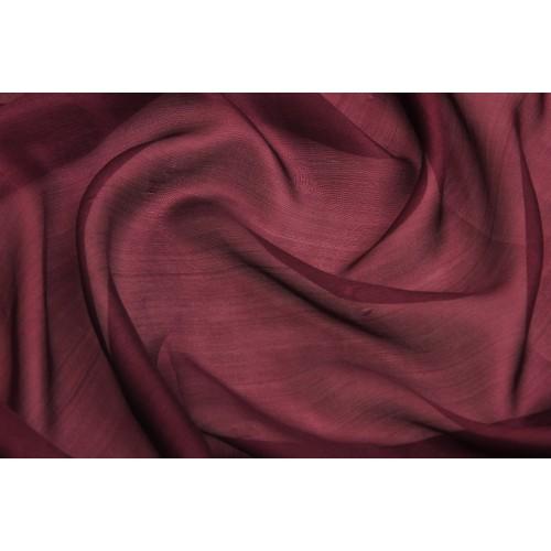 Натуральная ткань эксельсиор-вишневый