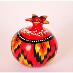 Гранат декоративный из керамики Атлас