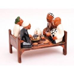 """Керамика ручной работы """"Старички-оксакалы"""""""