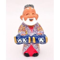 "Статуэтка из керамики ""Чайханщик"""