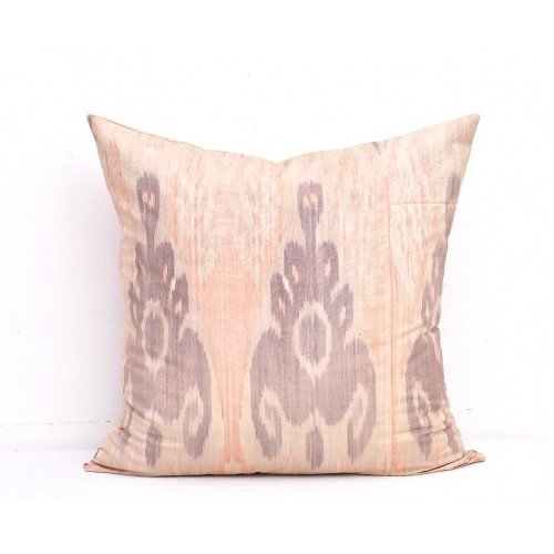 Чехол для подушки из ткани Икат, 50смх50см