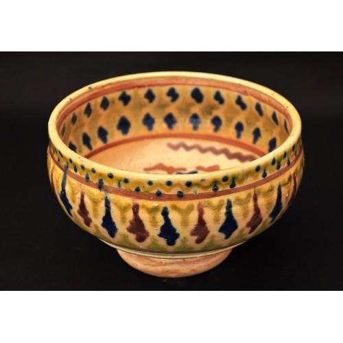 Блюдо из керамике