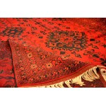 Афганский шерстяной ковер текин