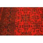 Шерстяной туркменский ковер ручной работы