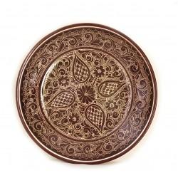 Декоративная посуда из керамики