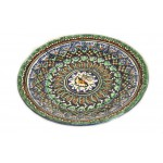 Риштанская керамическая тарелка