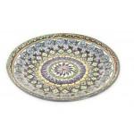 Настенная керамическая тарелка 23см