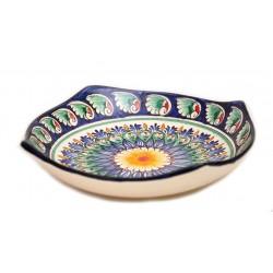 Салатница из керамики