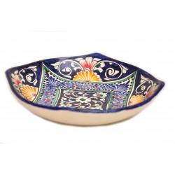 Тарелка из керамики