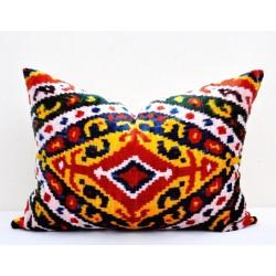 Декоративная подушка Velvet ikat